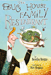 The Bug House Family Restaurant by Beverley Brenna