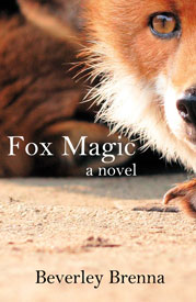 Cover of Fox Magic by Beverley Brenna
