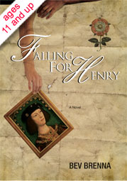 Cover of Falling for Henry by Beverley Brenna