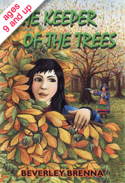 Cover of The Keeper of the Trees by Beverley Brenna