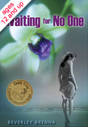 Cover of Waiting for No One by Beverley Brenna
