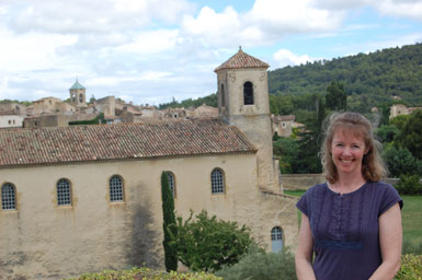 A Research Visit to the South of France, the setting of The White Bicycle